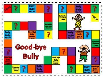 Bully Board Game