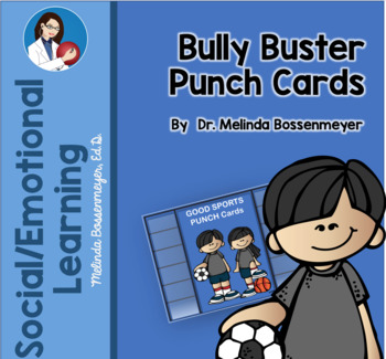 Bully Buster Punch Cards