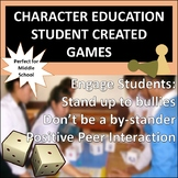 Bully Free Character Education Game