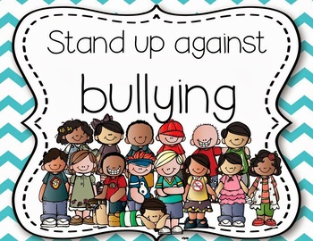 Bully Free Classroom Supplemental Activities for Teachers
