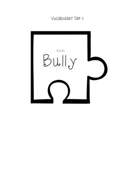 Bully Lesson Plan & Activities!