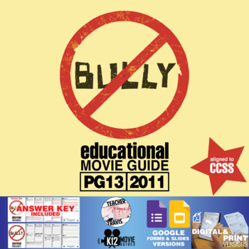 Bully Movie Viewing Guide (PG13 - 2011)