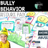 Bully Activities (Anti-Bullying Week and All Year!)