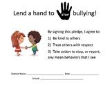 Bully Pledge