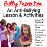 Bully Prevention - Anti-Bullying Lesson and Activities