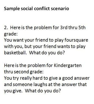 Bully Prevention Using Scenarios, Graphic Organizers (Maps), and Raps