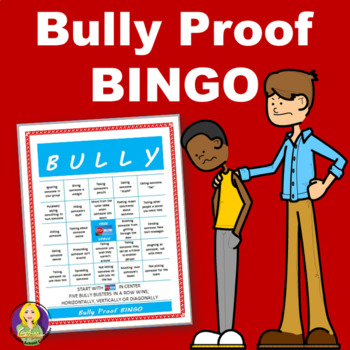 Bully Proof BINGO