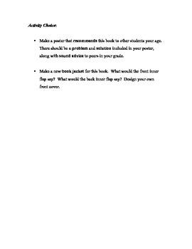 Bully by Patricia Polacco - Study Guide