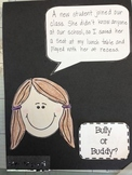 Bully or Buddy?  Interactive Bulletin Board Activity