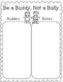 Bully vs. Buddy Worksheet
