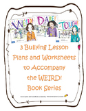 Bullying - 3 Lesson Plans and Worksheets to Accompany the