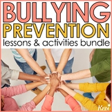 Bullying Activities Bundle for School Counseling: Bullying