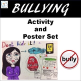 Bullying Activities  and Poster Set