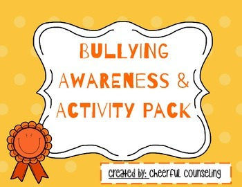 Bullying Awareness & Activity Pack