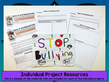 Anti-Bullying Campaign: Collaborative Research Project