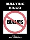 Bullying BINGO!