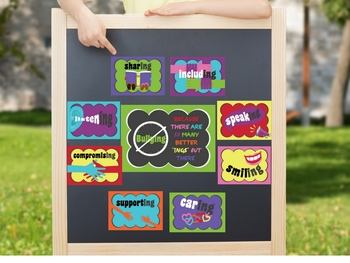 Bullying Bulletin Board Set