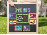 Bullying Bulletin Board Set