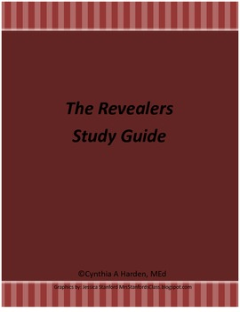 The Revealers Study Guide