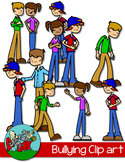 Bullying / Bully Clipart