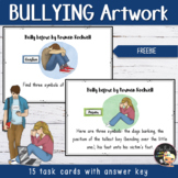 Bullying Activities - Arts Discovery Mini-Unit