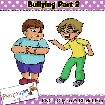 Bullying Clip art
