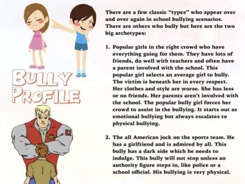 Bullying Law - Bullying at School & Away - High Tech - 64 Slides