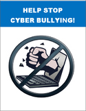 Help Stop Cyber Bullying - lesson, 4 activities