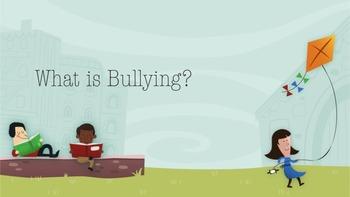 Bullying - Editable Powerpoint