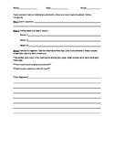 Bullying Essay Prompt/ Thesis Outline