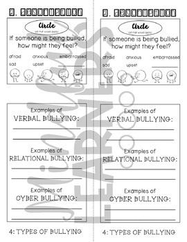 Bullying Flipbook