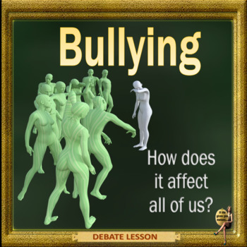 Bullying -How does it affect all of us?  – ESL adult conversation and debate
