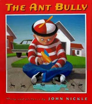 "Bullying Lesson using: ""The Ant Bully"""