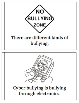 Bullying Mini Book
