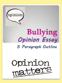 Bullying Opinion Essay