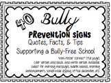 Bullying Posters for Prevention (40)
