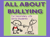 """All About Bullying"" PowerPoint Presentation for Secondary"
