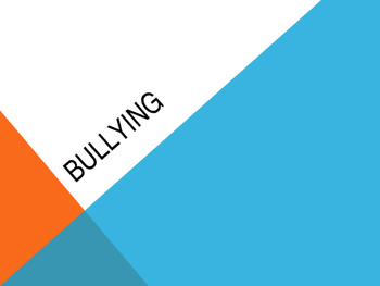 Bullying Powerpoint (intro)