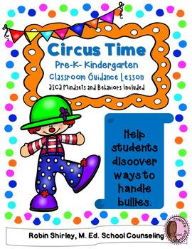 Bullying- Pre-K- Kindergarten Classroom Guidance Lesson