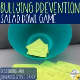 Bullying Prevention Game - Salad Bowl Charades School Coun