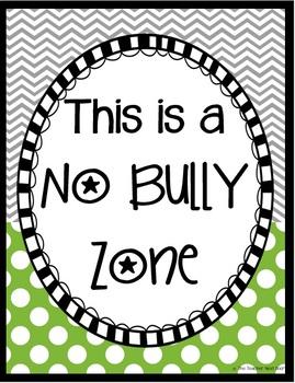 Bullying Prevention Kit for 2nd - 5th Grade