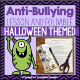 Bullying Prevention Lesson and Foldable - Halloween Theme!