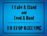 Bullying Prevention Poster