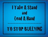 Bullying Prevention Poster