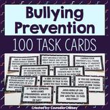 Bullying Prevention Task Cards