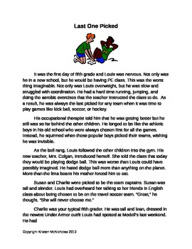 Bullying: Stories, Discussion Questions and Journal Prompts to Discuss Bullying