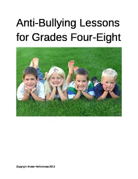Bullying: Stories, Discussion Questions and Journal Prompt