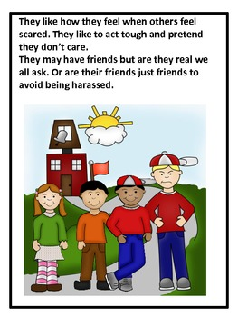 Bullying Story and Activity Book