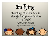 Bullying Task Cards