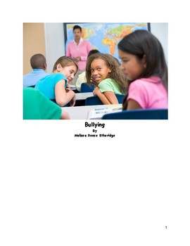 Bullying Text and Resource